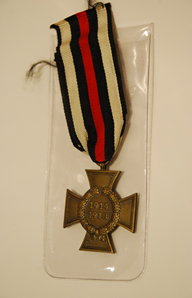 german world war one medal iron cross